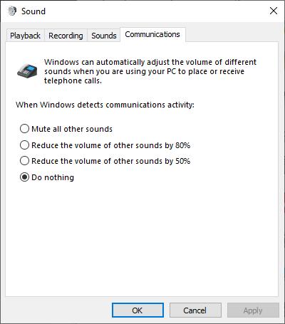 Windows Boost Communications