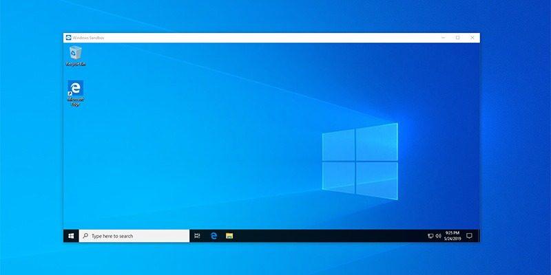 Windows Sandbox Featured