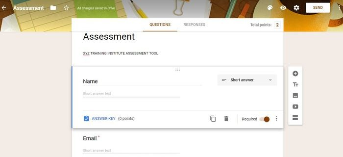 Ways Use Google Forms Assessment