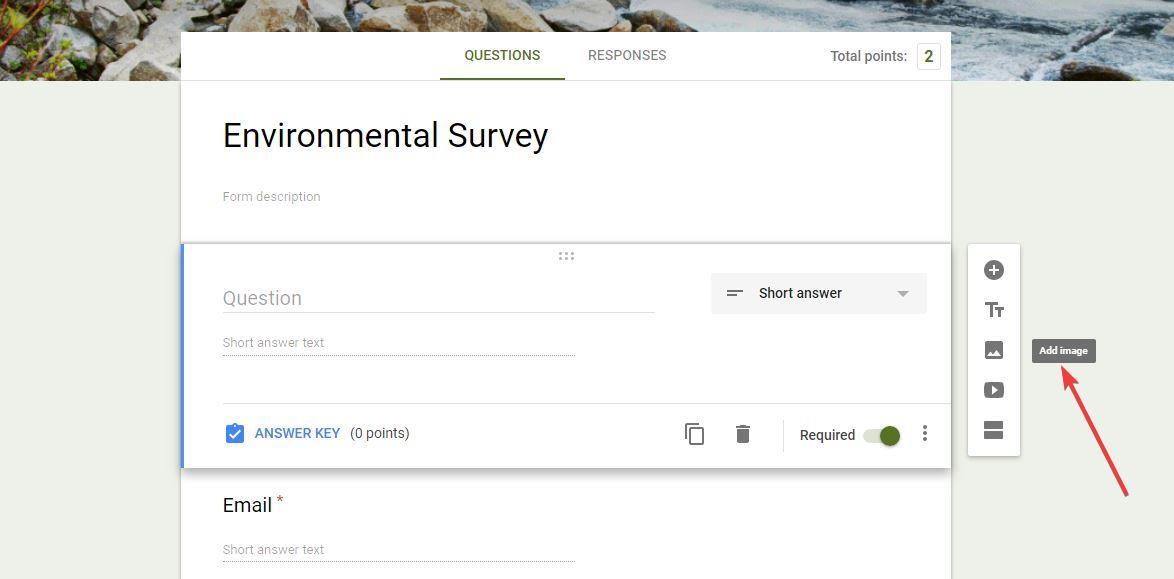 Ways Use Google Forms Survey Add Image