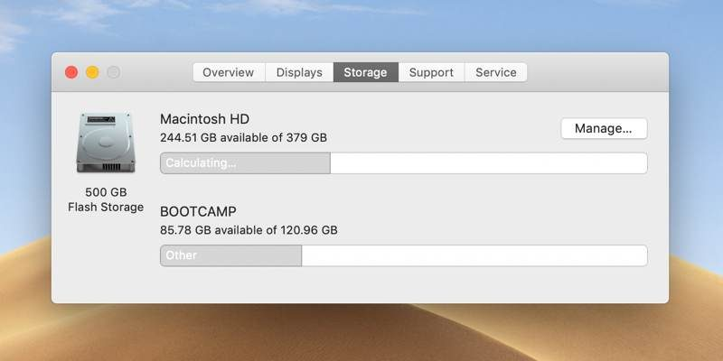 4 Best Tools to Check Disk Space on Your Mac - Make Tech Easier