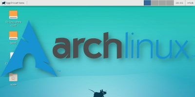 Install XFCE on Arch Linux