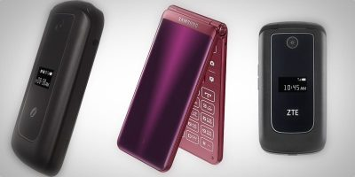 Best Android Flip Phones Featured