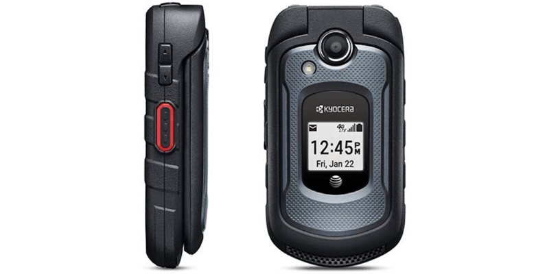 Best Android Flip Phones Kyocera Duraxe
