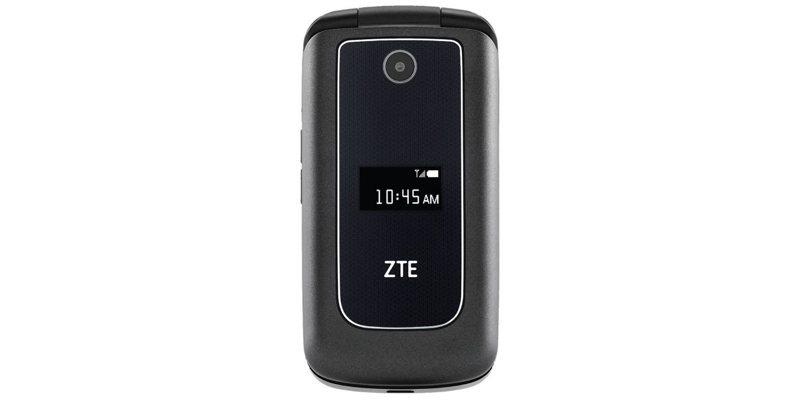 Best Android Flip Phones Zte Cymbal Z 320