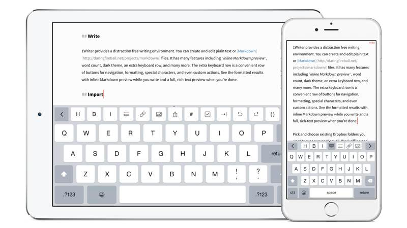 Best Plain Text Note Taking Apps Every Platform 1writer