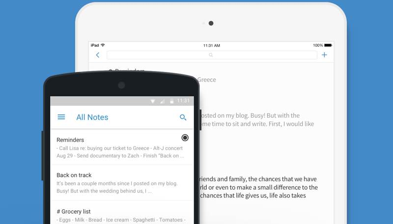 Best Plain Text Note Taking Apps Every Platform Simplenote