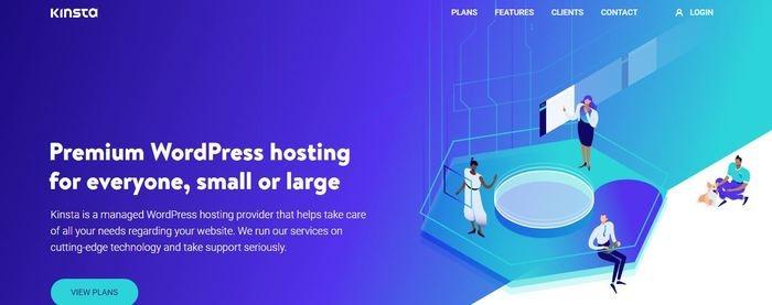 Best WordPress Hosting Kinsta