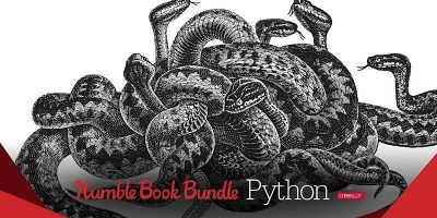 Deal Humble Book Bundle Python Featured