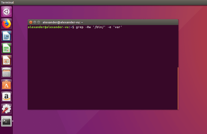 Find Text In File Linux Grep