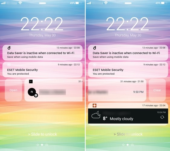 iPhone-Notifications