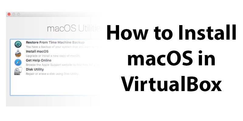 Macos Virtualbox Featured