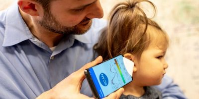 News Smartphone App Ear Infections Featured