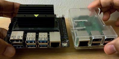Nvidia Jetson Nano Vs Raspberry Pi Featured