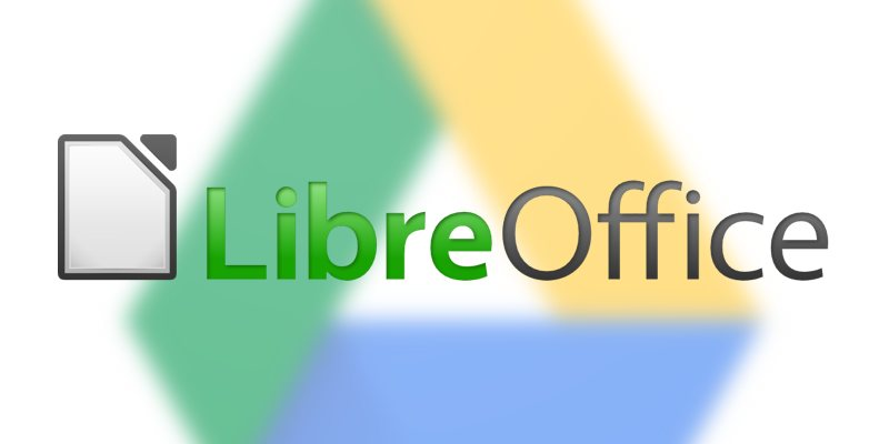 Open Edit Remote Files Google Drive Libreoffice Featured