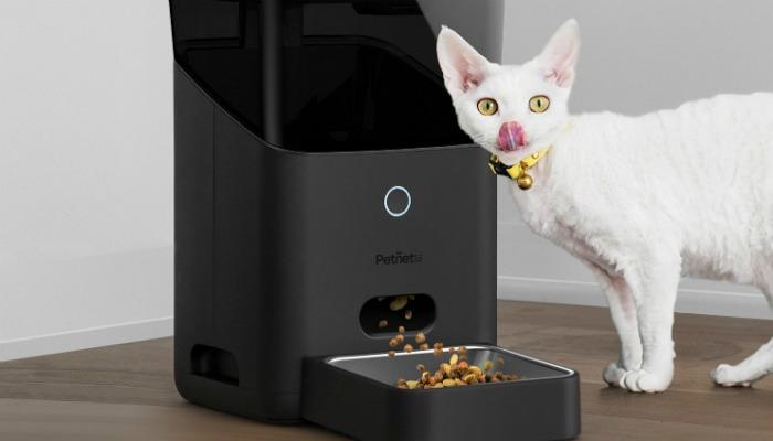 Pet Tech Smartfeeder
