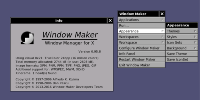 Window Maker Featured