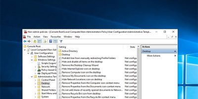 Windows Non Admin Group Policy Featured