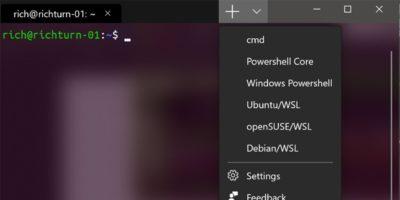 Windows Terminal Featured