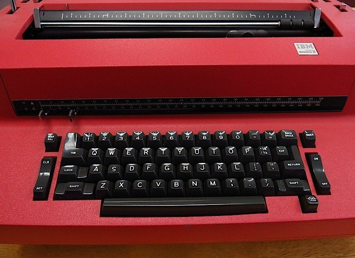 Writers Opinion Discontinued Tech Typewriter
