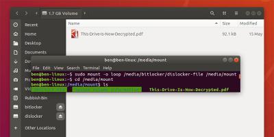 Bitlocker Linux Featured