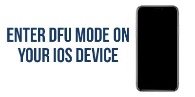 Dfu Mode Cover