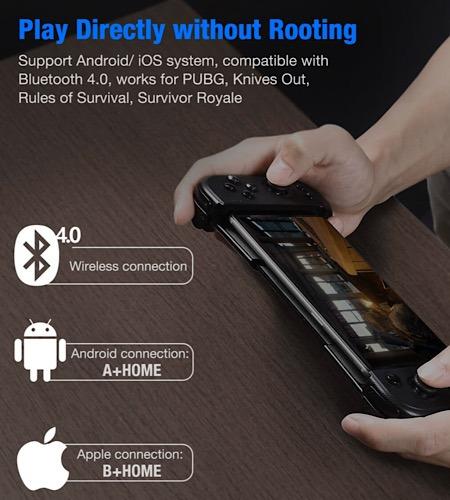 Deal Beboncool Pubg Game Controller Features2