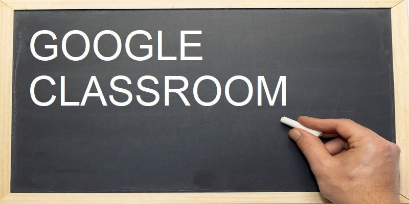 Featured Google Classroom