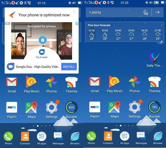 Phone Optimization Cm Launcher