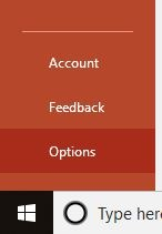 Reduce Size Powerpoint Embed Fonts Options