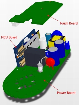 Smart Plug Components