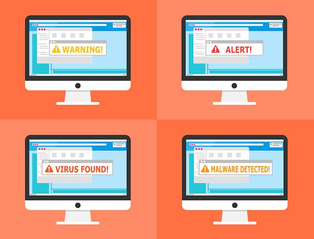Windows Malvertising Alert