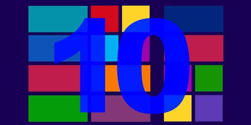 Встроенная реклама Windows 10 с отображением вредоносного контента