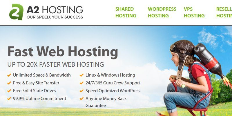 A2hosting Featured