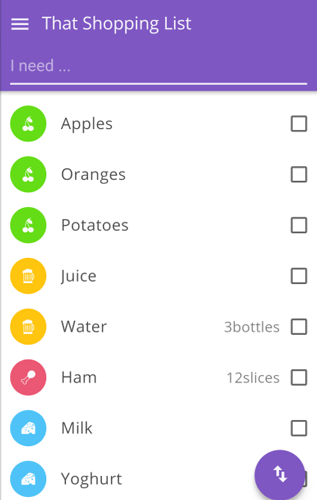 Best Grocery Shopping List App Android That Shopping List