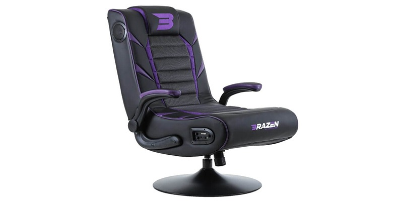 Brazen Panther Elite 2 1 Gaming Chair Review And Giveaway