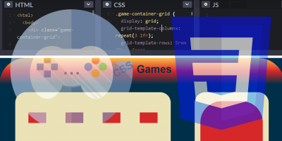 Css Games Feature