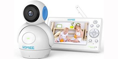 Deal Homiee Video Baby Monitor Featured