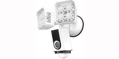 Deal Sansi Floodlight Security Camera Featured