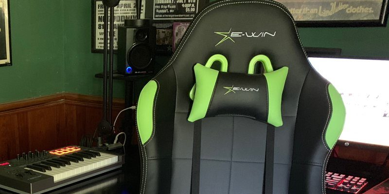 Ewin Calling Series Gaming Chair Review Featured