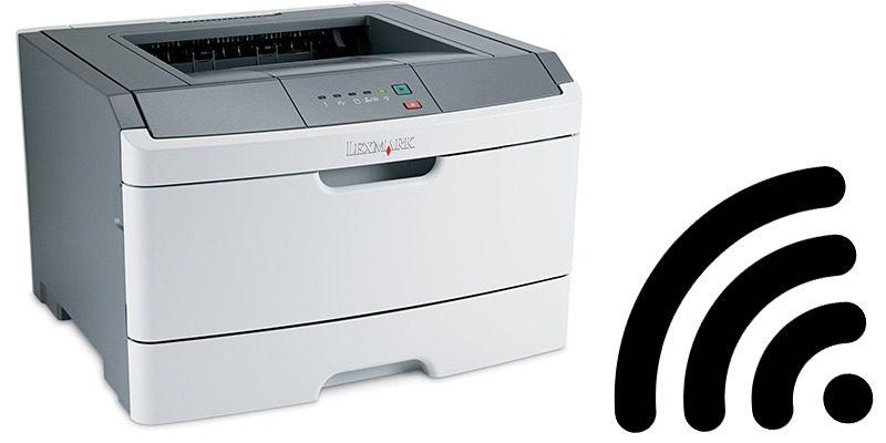 Find Ip Address Network Printer Header