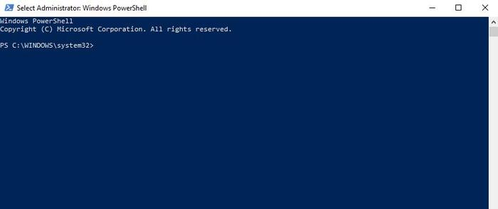 Fix Copy Paste Not Working Windows Windows Powershell Admin Type Command