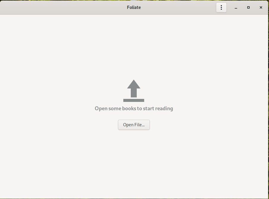 How to Install and Use Foliate Ebook Reader on Linux - Make Tech Easier