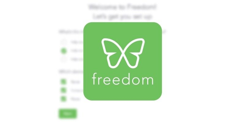 Freedom App Distraction Blocker Featured