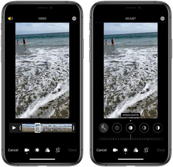 Ios 13 Video Editing Tools