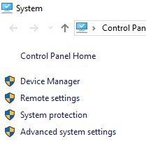 Installling Adb Fix Advanced System Settings