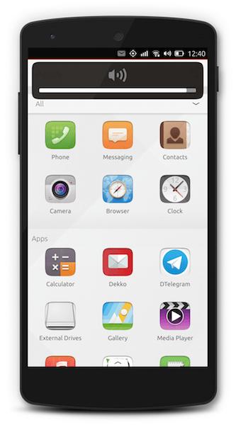Mobile Vs Desktop Linux Ubntu Touch