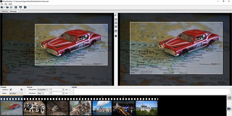 Photofilmstrip Featured