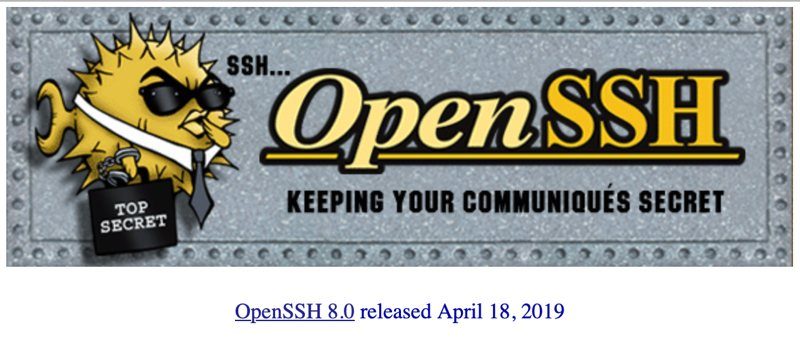 Secure Linux Home Server Openssh