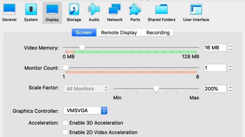 Virtualbox Ubuntu Freezing 3d Acceleration